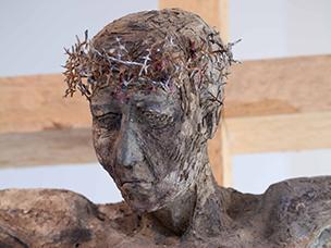 Detail Kruzifix