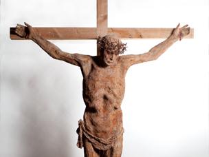 Kruzifix Gesamtansicht
